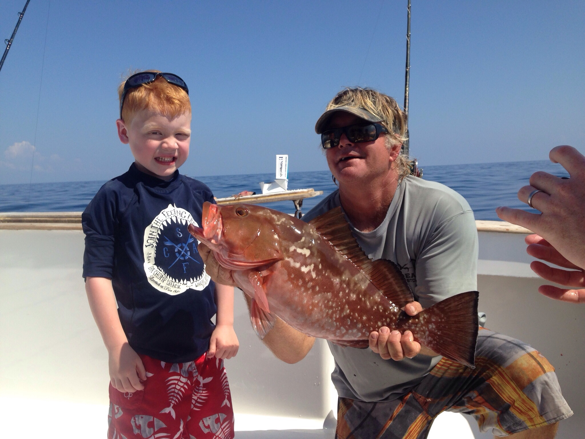 stuart fishing charters catch