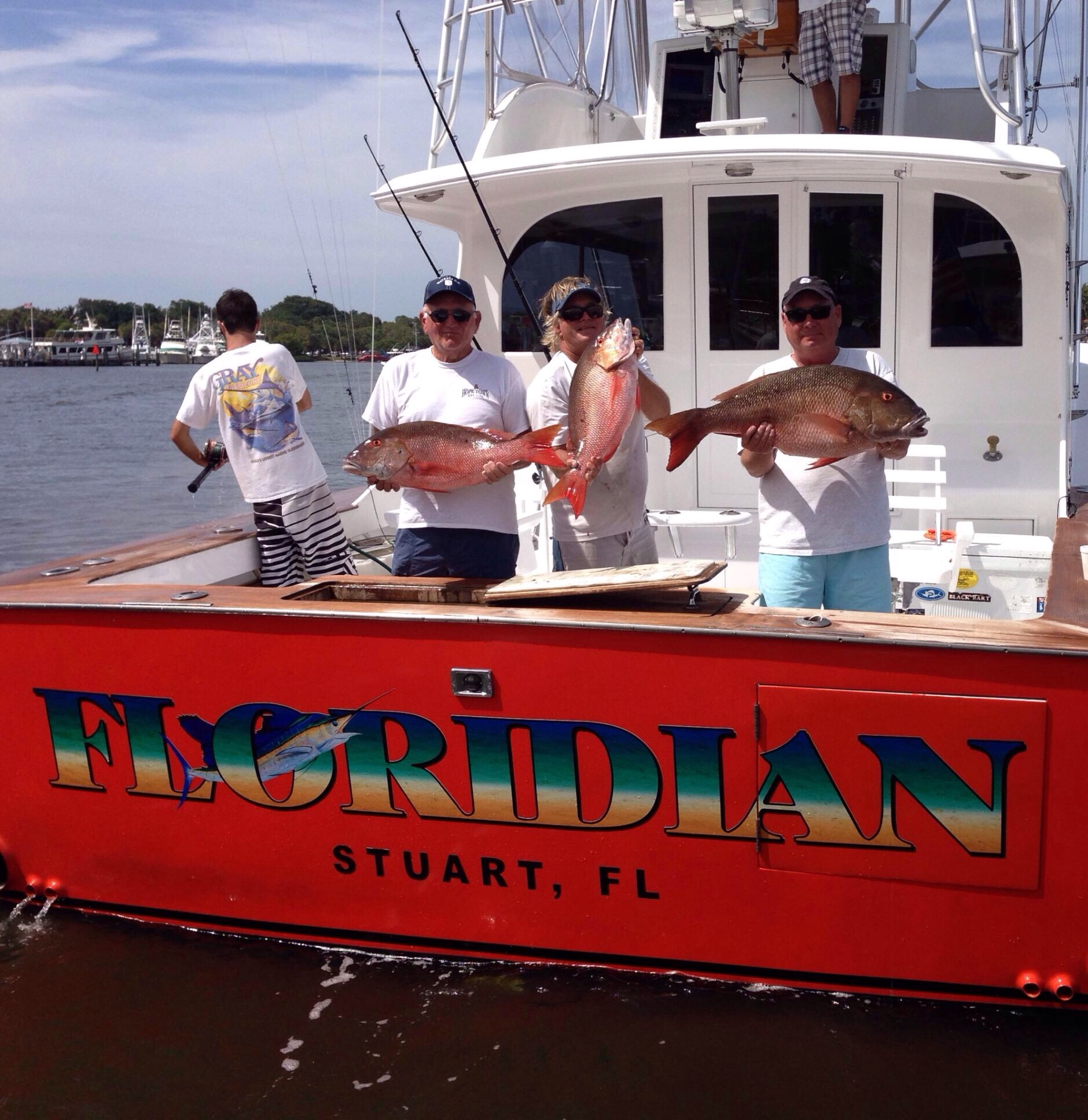 florida fishing charters floridian catch